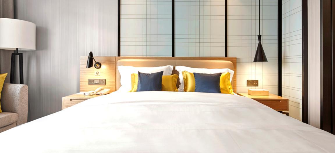 看了宜尚酒店的这组冬奥会广告 马上想上床做运动…
