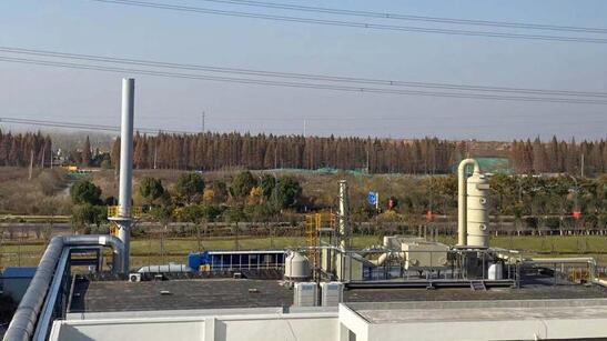 泓济环保搞定复杂制药废水,为南京绿叶保驾护航