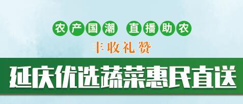 """延庆领导为""""妫水农耕""""直播带货,超百万人围观"""